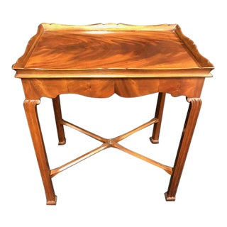 Vintage Stickley Mahogany Side / End Table