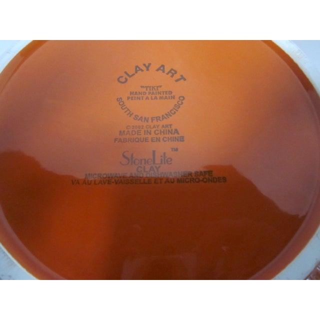 Large Tiki Cookie Jar - Image 7 of 8