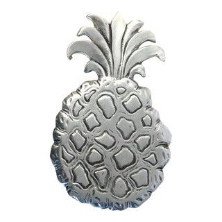 1980 Vintage Pineapple Trivet