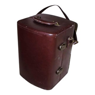 Vintage Manhattan by Picnic Time Travel Bar Case For Sale