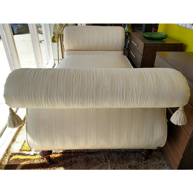 Baker Furniture Company 20th Century Empire Baker Furniture Daybed For Sale - Image 4 of 11