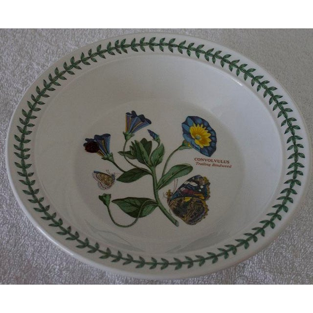 Set of 6 Portmeirion Botanic Garden Soup Bowls - Image 5 of 10