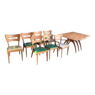 Heywood Wakefield Mid-Century Modern Dining Set For Sale