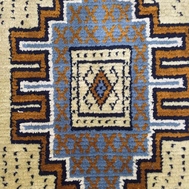 Turkaman Persian Rug - 1′8″ × 2′5″ - Image 4 of 8