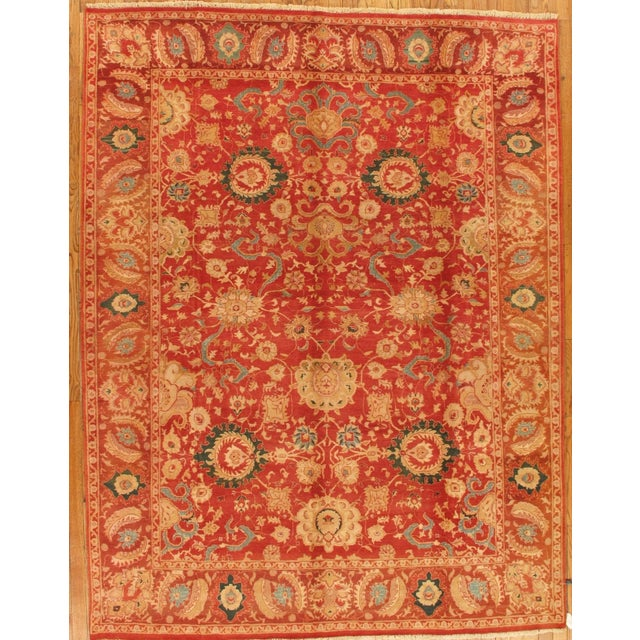 "Pasargad Agra Collection Rug - 9' X 11'8"" - Image 2 of 3"