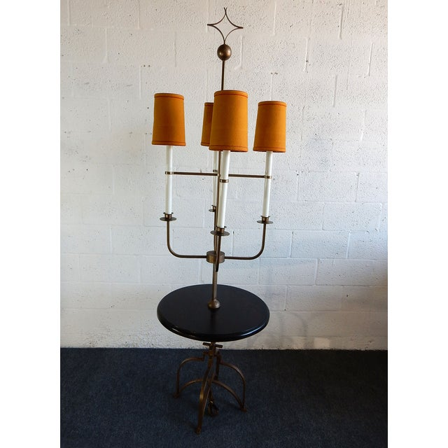 Tommi Parzinger Floor Lamp For Sale - Image 9 of 10