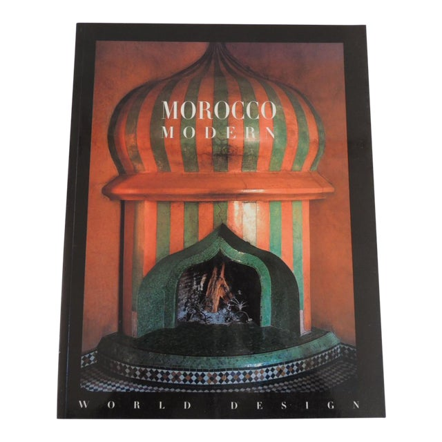 Morocco Modern Book For Sale