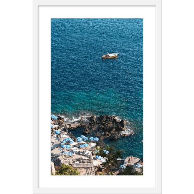"Contemporary Medium ""La Fontelina"" Print by Natalie Obradovich, 20"" X 30"" For Sale - Image 3 of 3"