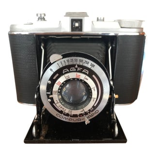 Vintage Camera Agfa Compur-Rapid Shutter For Sale