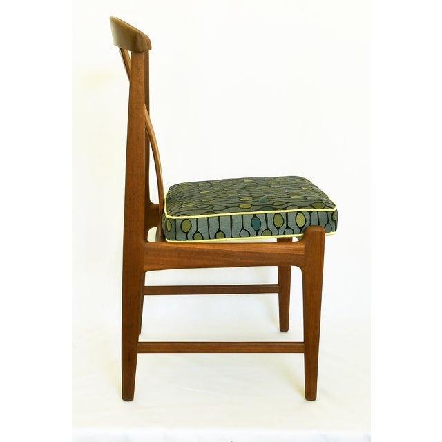 Mid-Century Dux Teak Chair by Folke Ohlsson - Image 4 of 7