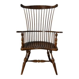Frederick Duckloe Windsor Comb Back Arm Chair