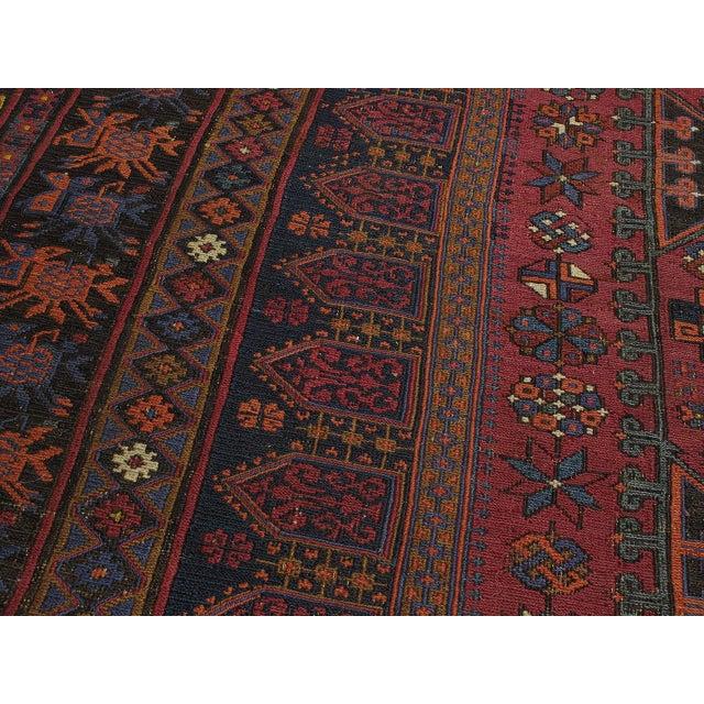 Islamic Sumak Carpet For Sale - Image 3 of 10