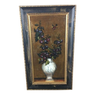 Shaw Pezzo Framed Still Life Giclee Print For Sale