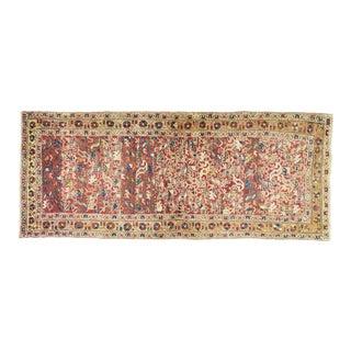 "Vintage Persian Malayer Rug,3'4""x8' For Sale"