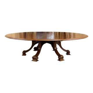Therien Studio Workshop Custom Volute Dining Table