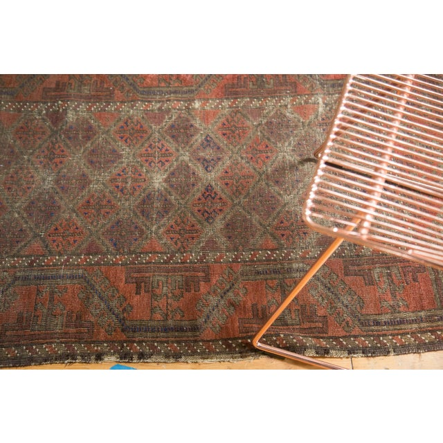 """Vintage Belouch Rug - 2'10"""" X 4'7"""" For Sale In New York - Image 6 of 9"""