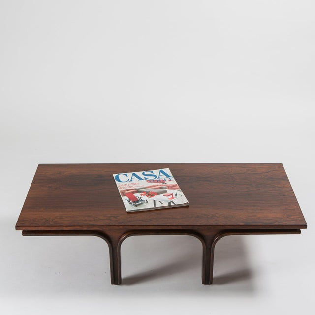 Coffee Table by Gianfranco Frattini for Bernini For Sale - Image 9 of 11