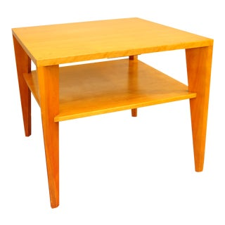 1950's Vintage Conant Ball Occasional Table For Sale