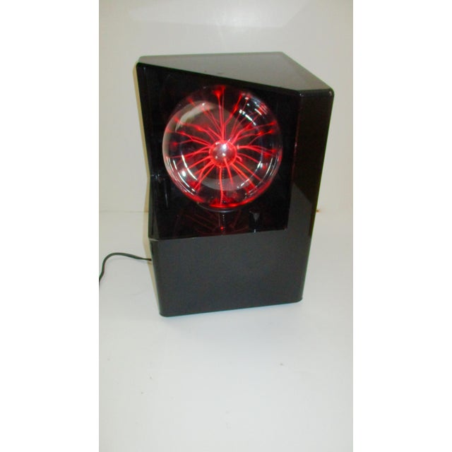 1980s Optic Illusion Table Lamp - Image 6 of 11