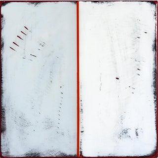 "Original Minimalist Artwork by Ricky Hunt ""Big Waves 21"" For Sale"
