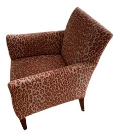 Image of Boho Chic Club Chairs