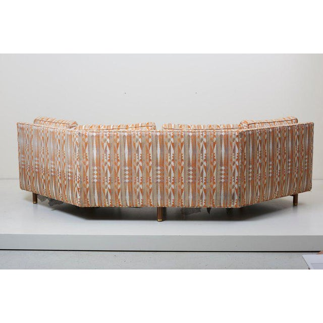 Huge Sectional Sofa by Edward Wormley for Dunbar (Upholstery Needed) For Sale - Image 9 of 13