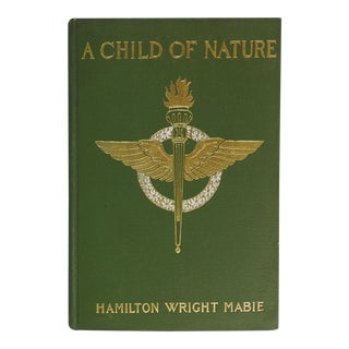 1901 A Child of Nature, 1st Edition For Sale