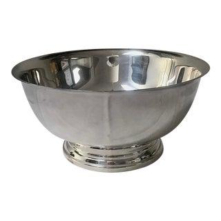 "Vintage Gorham Silver Plated ""Revere"" Bowl For Sale"