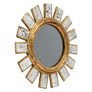 French Sunburst Mirror Preview