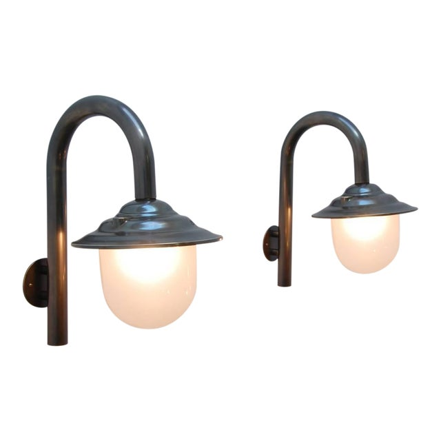 Italian Exterior Wall Fixtures For Sale
