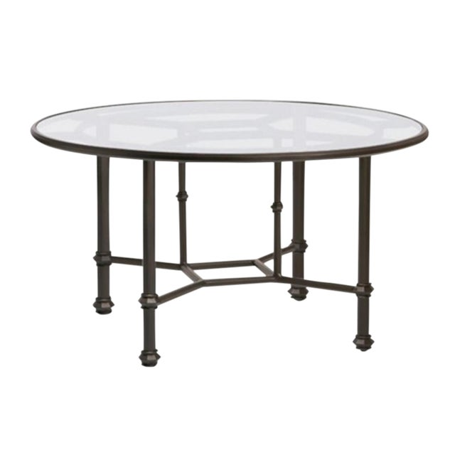 Brown Jordan Outdoor Dining Table - Image 1 of 2