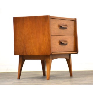 Cherry Modern Nightstand by United Furniture Preview