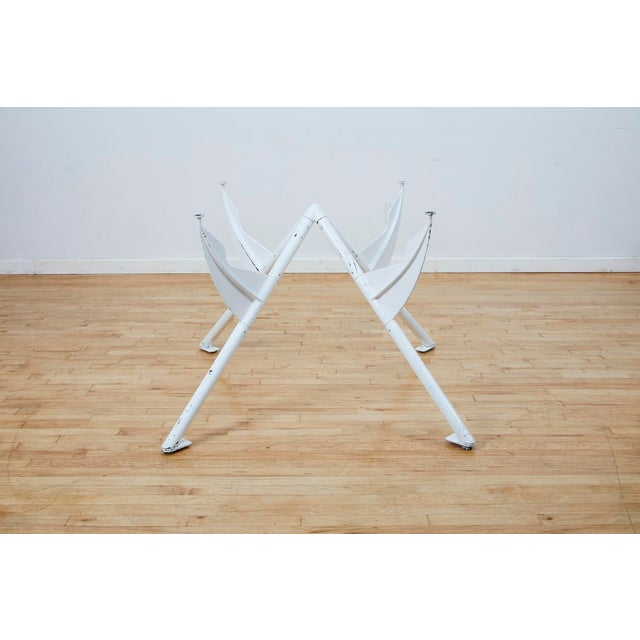 Philippe Starck President M Dining Table Base For Sale - Image 13 of 13