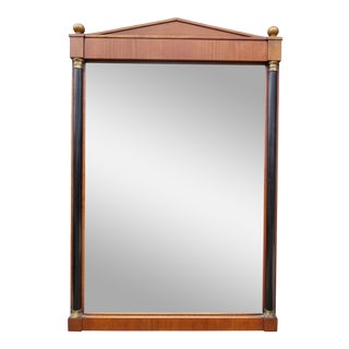 Mid 20th Century Empire Style Mirror For Sale