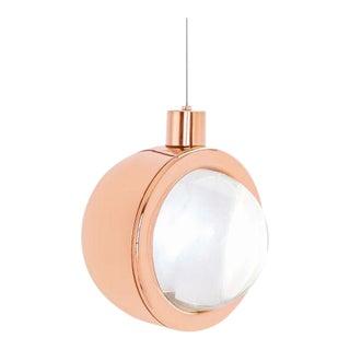 Tom Dixon Spot Pendant in Copper For Sale