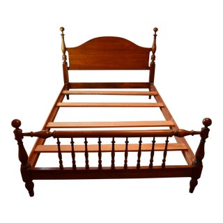 Kindel Grand Rapids Full Size Special Chateau Bed Frame For Sale