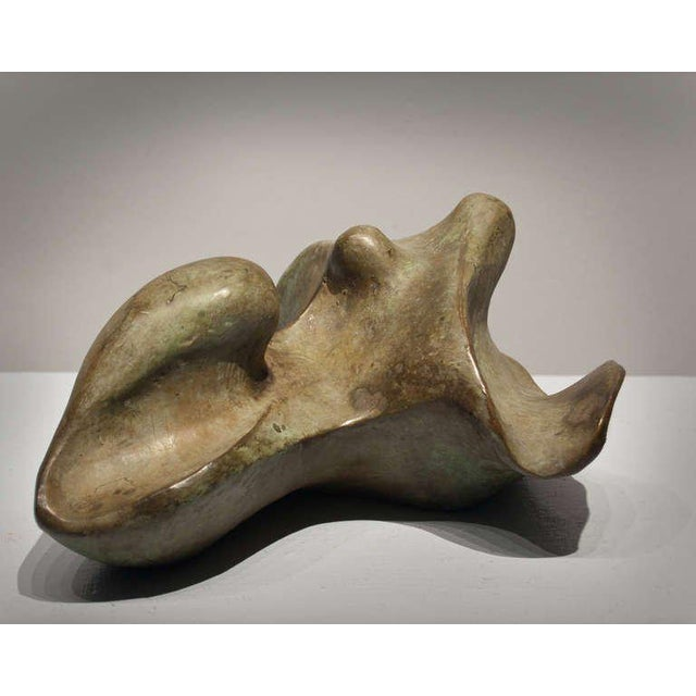 "1995 Conway Thompson "" Aphrodite Series #5"" Bronze Sculpture - Image 2 of 4"