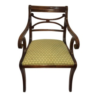 Vintage Duncan Phyfe Chair For Sale