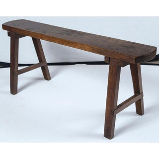 Pair of Chinese Provincial Benches, Circa 1900 Preview