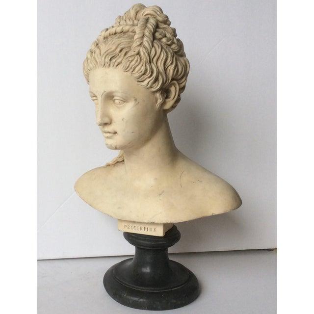 Decorative Proserpina Bust - Image 9 of 10
