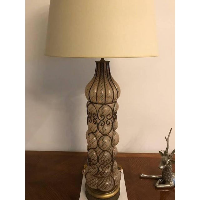 Italian Mid-Century Table Lamps - A Pair - Image 2 of 8