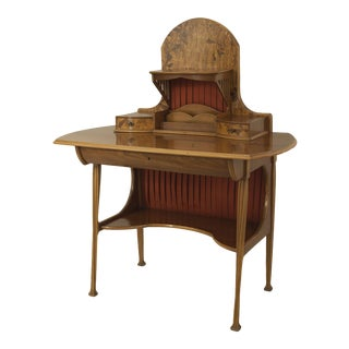 French Art Nouveau Dressing Table For Sale