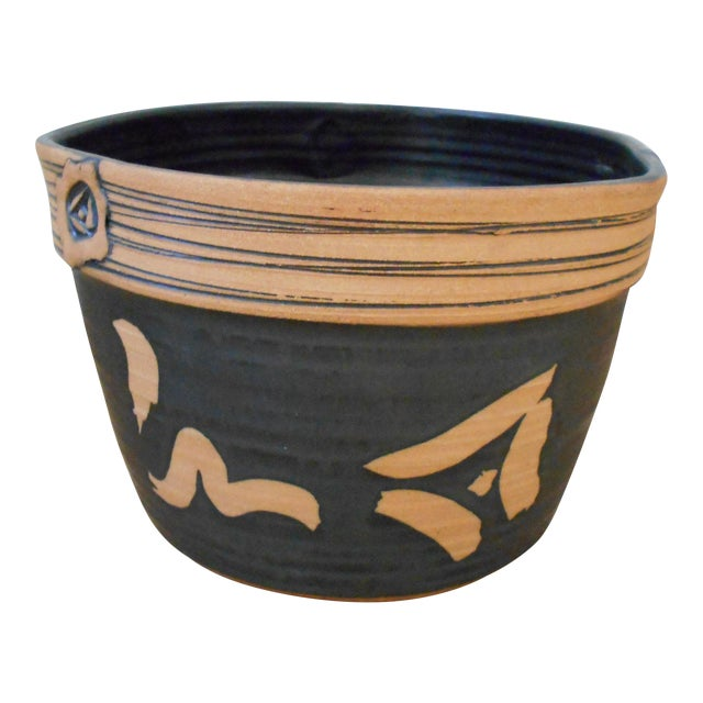 Japanese Pottery Planter - Image 1 of 7