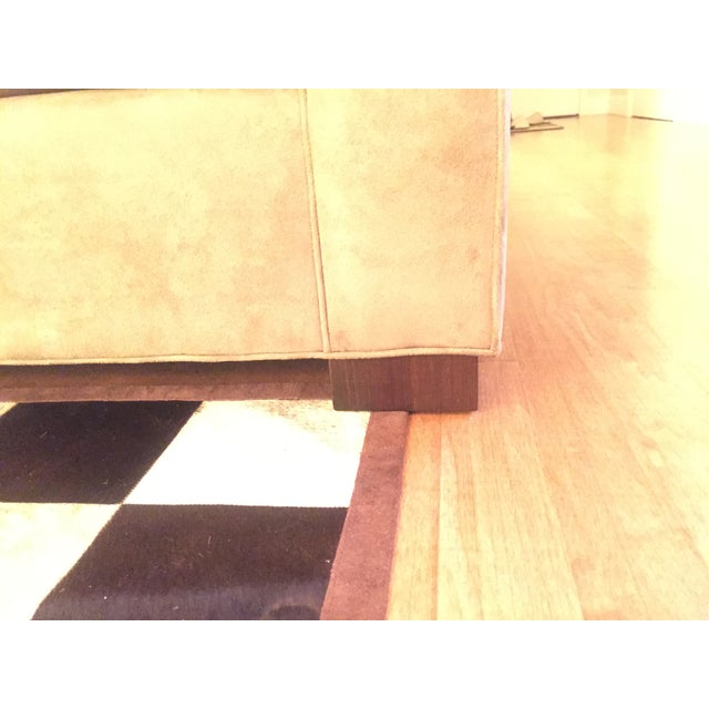 Textile Mitchell Gold + Bob Williams Sectional Sofa For Sale - Image 7 of 10