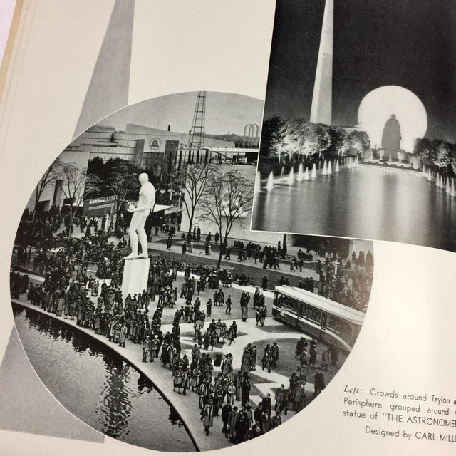 1939 New York World's Fair in Pictures Book For Sale In New York - Image 6 of 12