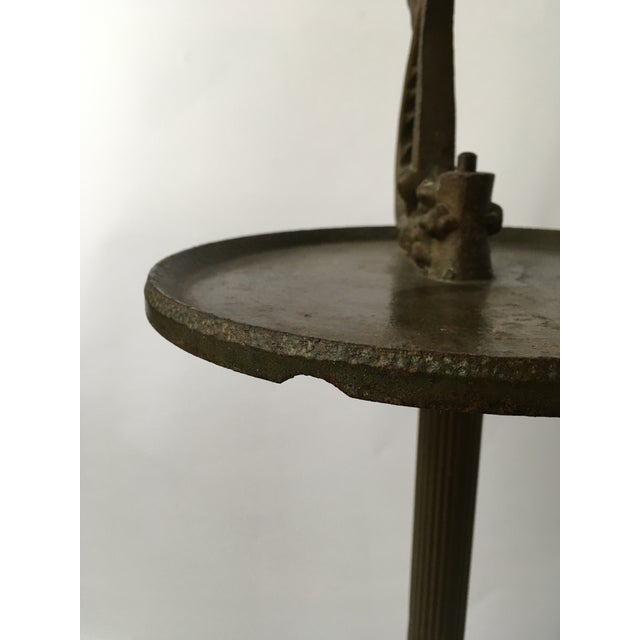 Iron Dragon Side Table - Image 7 of 11