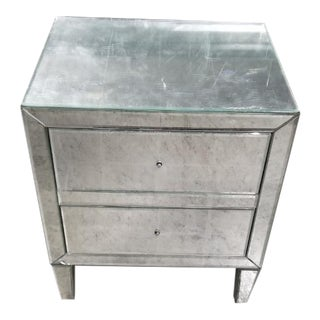 Restoration Hardware Teen Beaumont 2 Drawer Nightstand For Sale