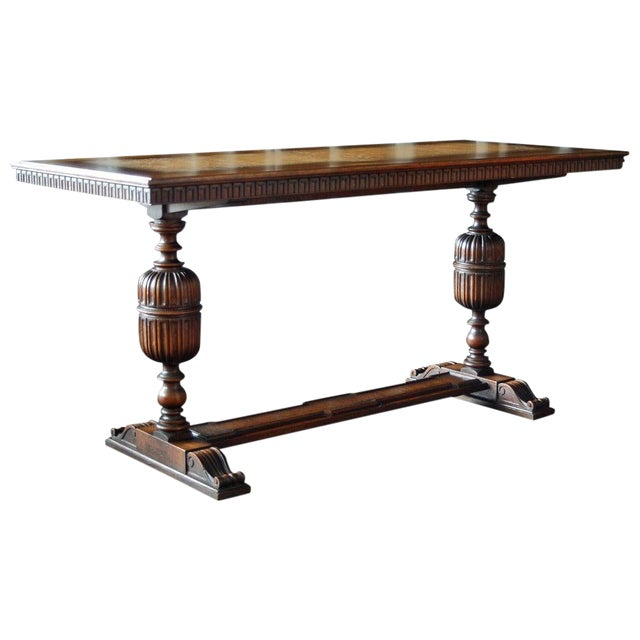 Library Table by Axel Einar Hjorth for Nk For Sale