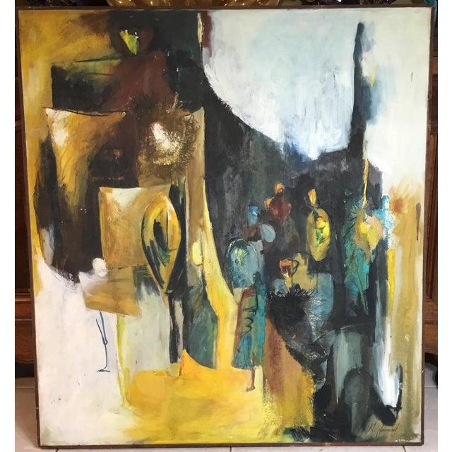 Mixed Media Original Oil Painting - Image 2 of 11