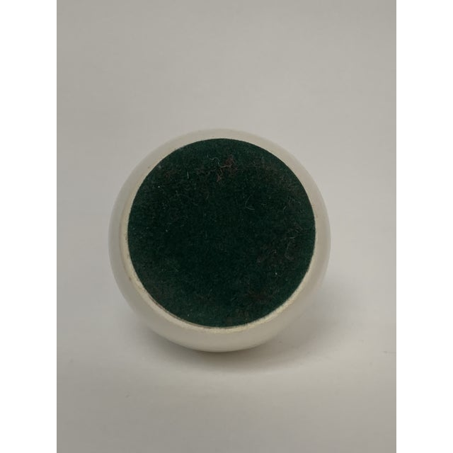 Piero Fornasetti Fornasetti Surrealist Ceramic Eyeball Paper Weight For Sale - Image 4 of 7